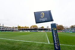 A general view of the Recreation Ground prior to the match - Mandatory byline: Patrick Khachfe/JMP - 07966 386802 - 14/10/2017 - RUGBY UNION - The Recreation Ground - Bath, England - Bath Rugby v Benetton Rugby - European Rugby Champions Cup