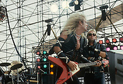 Judas Priest live at Monsters of Rock Castle Donington 1980