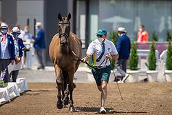 Tinney Stuart, AUS, Leporis, 204<br /> Olympic Games Tokyo 2021<br /> © Hippo Foto - Dirk Caremans<br /> 29/07/2021