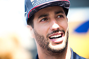 May 24-27, 2017: Monaco Grand Prix. Daniel Ricciardo (AUS), Red Bull Racing, RB13