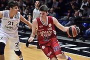 DESCRIZIONE : Roma Adidas Next Generation Tournament 2015 Armani Junior Milano Unipol Banca Bologna<br /> GIOCATORE : Michele Serpilli<br /> CATEGORIA : palleggio penetrazione<br /> SQUADRA : Armani Junior Milano<br /> EVENTO : Adidas Next Generation Tournament 2015<br /> GARA : Armani Junior Milano Unipol Banca Bologna<br /> DATA : 29/12/2015<br /> SPORT : Pallacanestro<br /> AUTORE : Agenzia Ciamillo-Castoria/GiulioCiamillo<br /> Galleria : Adidas Next Generation Tournament 2015<br /> Fotonotizia : Roma Adidas Next Generation Tournament 2015 Armani Junior Milano Unipol Banca Bologna<br /> Predefinita :