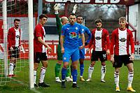 Jordan Keane. Altrincham FC 1-1 Stockport County FC. Vanarama National League. 27.12.20