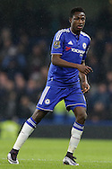 Baba Rahman of Chelsea in action. Barclays Premier league match, Chelsea v Newcastle Utd at Stamford Bridge in London on Saturday 13th February 2016.<br /> pic by John Patrick Fletcher, Andrew Orchard sports photography.