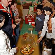 Aflsuiting project over voeding Kon.Wilhelminaschool Huizen