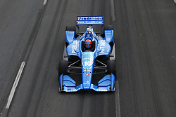 July 14, 2018 - Toronto, Ontario, Canada - ED JONES (10) of the United Arab Emirates takes to the track to practice for the Honda Indy Toronto at Streets of Toronto in Toronto, Ontario. (Credit Image: © Justin R. Noe Asp Inc/ASP via ZUMA Wire)