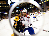 Canadiens vs. Bruins 1-13-09