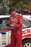 Neal Bates  - Saxon Safari Tasmania - ARC- 11th-12th September 1999