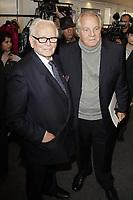 Massimo Gargia - Exclusif - Backstage du défilé Pierre Cardin - Fashion week PAP été 2011 - Paris, le 29/09/2010