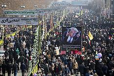 Iran: Anti-USA rally 10 Feb