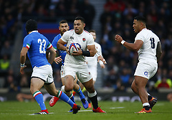 March 9, 2019 - London, England, United Kingdom - London, ENGLAND, 9th March .Ben Te'o of England.during the Guinness 6 Nations Rugby match between England and Italy at Twickenham  stadium in Twickenham  England on 9th March 2019. (Credit Image: © Action Foto Sport/NurPhoto via ZUMA Press)