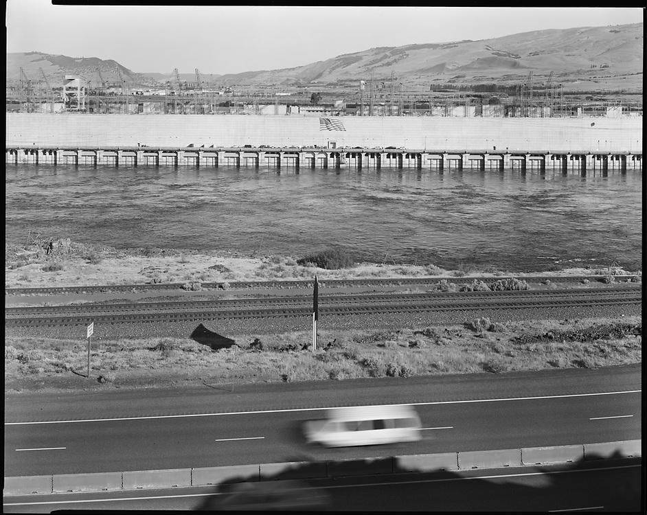 The Dalles Dam, Oregon