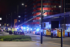 High Rise Fire Canning Town