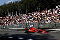 August 31, 2019, Spa-Francorchamps, Belgium: Motorsports: FIA Formula One World Championship 2019, Grand Prix of Belgium, ..#16 Charles Leclerc (MCO, Scuderia Ferrari Mission Winnow) (Credit Image: © Hoch Zwei via ZUMA Wire)
