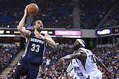 20141130 - Memphis Grizzlies @ Sacramento Kings