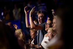 Band Sausages at the concert of a charity project - Gibaj, mladina! before ATP Challenger Zavarovalnica Sava Slovenia Open 2018, on August 3, 2018 in Sports centre, Portoroz/Portorose, Slovenia. Photo by Urban Urbanc / Sportida