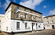 The Bell Hotel, Saxmundham, Suffolk, England