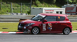19.05.2013, Salzburgring, Salzburg, AUT, Suzuki Motorsport Cup Rennen 2, im Bild Mario Skarek // during the Suzuki Motorsport Cup Austrian Race two, held at the Salburgring near Salzburg, Austria on 2013/05/19. EXPA Pictures © 2013, PhotoCredit: EXPA/ Roland Hackl