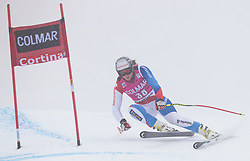 20.01.2013, Olympia delle Tofane, Cortina d Ampezzo, ITA, FIS Weltcup Ski Alpin, Super G, Damen, im Bild Marianne Kaufmann-Abderhalden (SUI) // Marianne Kaufmann-Abderhalden of Switzerland in action during the ladies Super G of the FIS Ski Alpine World Cup at the Olympia delle Tofane course, Cortina d Ampezzo, Italy on 2013/01/20. EXPA Pictures © 2013, PhotoCredit: EXPA/ Johann Groder