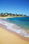 Poipu Beach, Kauai, Hawaii<br />