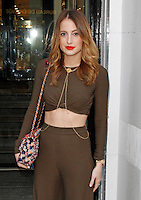 Rosie Fortescue, Madeleine Shaw: Get The Glow - Book Launch Party, Harvey Nicholls, London UK, 23 April 2015, Photo by Brett D. Cove