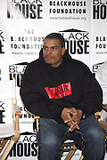 Benny Boom at The Black House during the 2008 Sundance Film Festival. ..HISTORY..The Blackhouse Foundation was created in 2007 by a group of dedicated individuals interested in black cinema - preserving and furthering its legacy. Black House works to provide a platform for African American filmmakers to use their voice to tell stories by and about African Americans in the world of independent and feature films...Black filmmakers made history in 2007, the year The Blackhouse Foundation launched the Blackhouse® venue at the 2007 Sundance Film Festival.  Blackhouse® played host to over 150 daily visitors with more than 1,200 people visiting the venue throughout the festival.  Blackhouse® was open to the public throughout the day, hosted workshops, a legendary nightly cocktail hour, a marquee party for Our Stories Films, LLC and launched a landmark fellows program for young, aspiring filmmakers.  ..MISSION..The mission of the Blackhouse Foundation is to expand opportunities for Black filmmakers by providing a physical venue for our constituents at the world's most prominent film festivals and creating a nucleus for continuing support, community, education and knowledge.  .ssssssssss