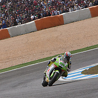 2011 MotoGP World Championship, Round 3, Estoril, Portugal, 1 May 2011, Randy DePuniet