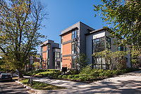 Exterior photo Cathedral Crest Apartments in Washington DC of by Jeffrey Sauers of Commercial Photographics, Architectural Photo Artistry in Washington DC, Virginia to Florida and PA to New England