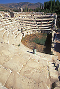 TTURKEY, GREEK AND ROMAN Aphrodisias; Roman Odeum small theatre