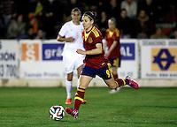 Fifa Womans World Cup Canada 2015 - Preview //  Friendly Match -<br /> Spain vs New Zealand 0-0  ( Municipal Stadium - La Roda , Spain ) <br /> Veronica Boquete of  Spain