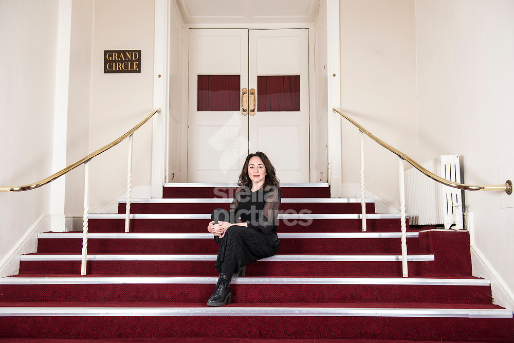 British actress Samantha Spiro picture at Vaudeville Theatre, Soho.<br /> Picture by Daniel Hambury/Stella Pictures Ltd 07813022858<br /> 10/01/2018