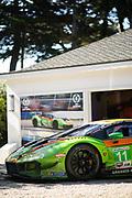 August 15, 2019:  Monterey Car Week, #11 GRT Grasser Racing Team Lamborghini Huracan GT3, Orange 1 Racing, GTD: Mirko Bortolotti, Christian Engelhart, Rik Breukers, Rolf Ineichen