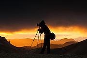 The Passion of Photography<br /> Location: Sunset at Landmannalaugar