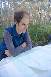 Sam Banks Reading Map