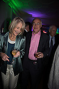 SANDRA HOWARD; MICHAEL HOWARD, The Brown's Hotel Summer Party hosted by Sir Rocco Forte and Olga Polizzi, Brown's Hotel. Albermarle St. London. 14 May 2015