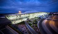 Azerbaijan Baku New Airport Terminal