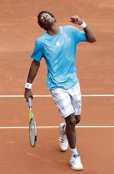 14-05-2010 TENNIS: ATP MADRID OPEN: MADRID<br /> Gael Monfils<br /> ©2010- FRH nph / Cesar Cebolla