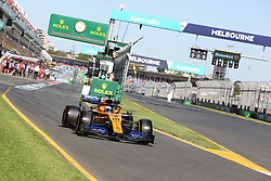 March 15, 2019 - CARLOS SAINZ during Friday Practice at the Australian Formula 1 Grand Prix in Melbourne on March 15, 2019  (Credit Image: © Christopher Khoury/Australian Press Agency via ZUMA  Wire)