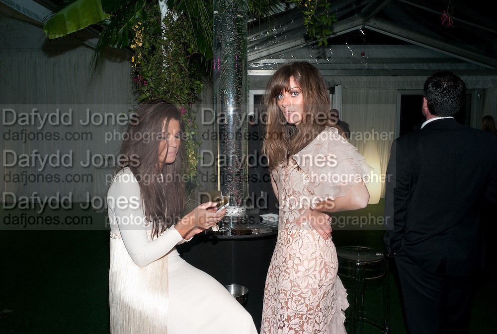 RIGHT: SARAH OWEN , 2010 GLAMOUR AWARDS GIVEN BY GLAMOUR MAGAZINE. BERKELEY SQ. LONDON. 8 JUNE 2010. -DO NOT ARCHIVE-© Copyright Photograph by Dafydd Jones. 248 Clapham Rd. London SW9 0PZ. Tel 0207 820 0771. www.dafjones.com.