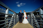 Katie & Jake were married on August 3rd in Gig Harbor. It was a intimate wedding located at the house of Jake's parents.