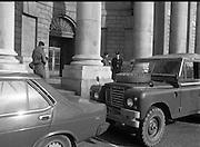 Eddie Gallagher Case at High Court 06/03/1978