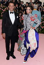 The 2019 Met Gala Celebrating Camp: Notes on Fashion - Arrivals. 06 May 2019 Pictured: Gues. Photo credit: MEGA TheMegaAgency.com +1 888 505 6342