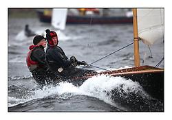 Largs Regatta Week 2011 ..488, SHIKARI, WAYFARER, Michael McLennan, Andrew Kirk