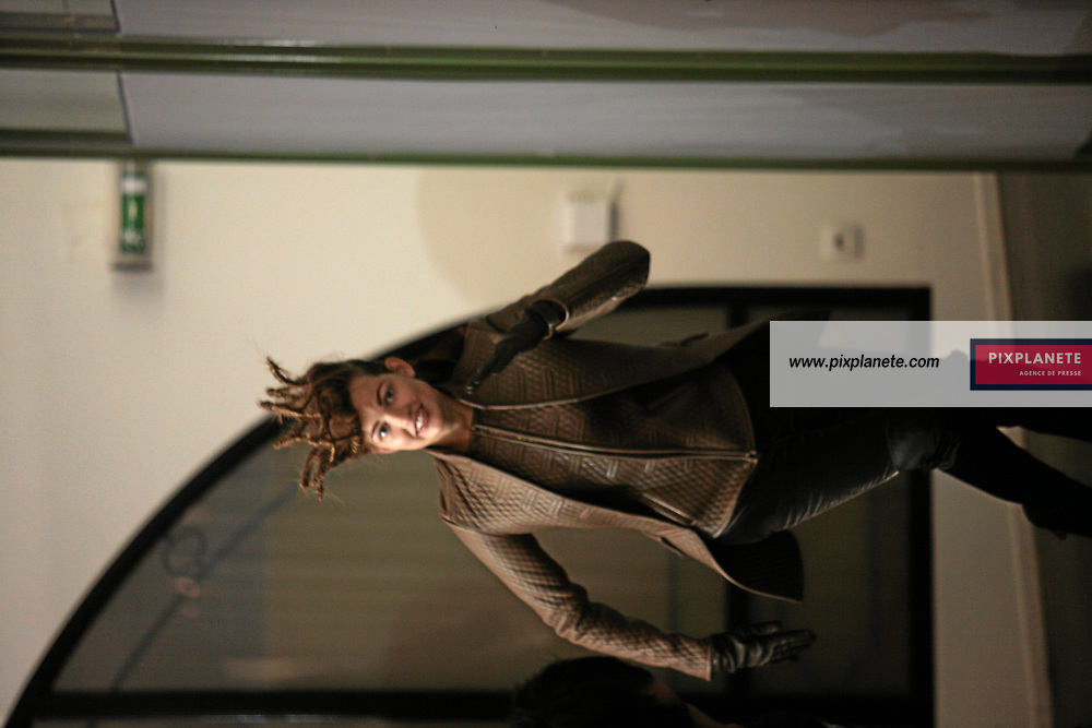 Backstage Jean Paul Gaultier - Le 4/7/2007 - JSB / PixPlanete