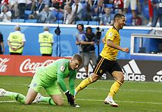 Belgium v England - 14 July 2018