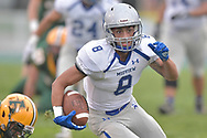 Midview at Amherst varsity football on September 14, 2018. Images © David Richard and may not be copied, posted, published or printed without permission.