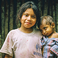 Honduras: Maya Chortí, Pech, Lenca, Tolupán