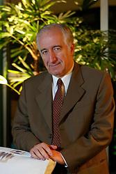 Estudioso Argentino Dr. Bernardo Klinkenberg, no hotel Sheraton, em Porto Alegre. FOTO: Jefferson Bernardes/Preview.com