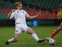 Roman Pavlyuchenko of Russia<br /> Wales vs Russia<br /> 2010 World Cup Qualifier, Millennium Stadium, Cardiff, UK<br /> 09/09/2009. Credit Colorsport/Dan Rowley<br /> Football