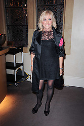 Actress CAROL HARRISON at the Inspiration Awards For Women held at Cadogan Hall, Sloane Terrace, London on 6th October 2010.