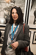 CARLA BOREL, Opening of Photo London, 2018. Somerset House. London. 16 May 2018